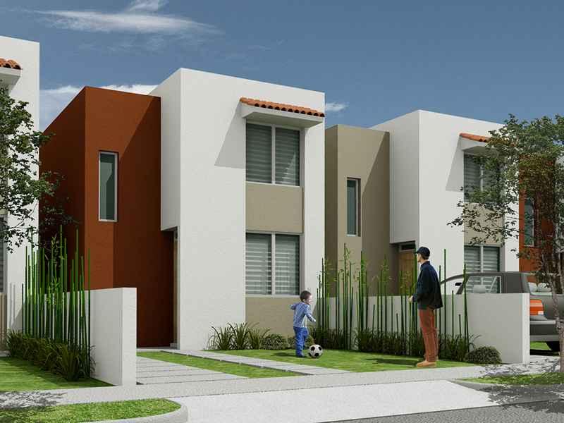 Fovissste en pesos archivos portal de vivienda for Fachadas de casas modernas de interes social
