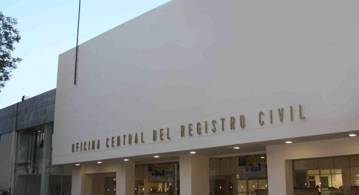 Rehabilitarán archivos del Registro Civil