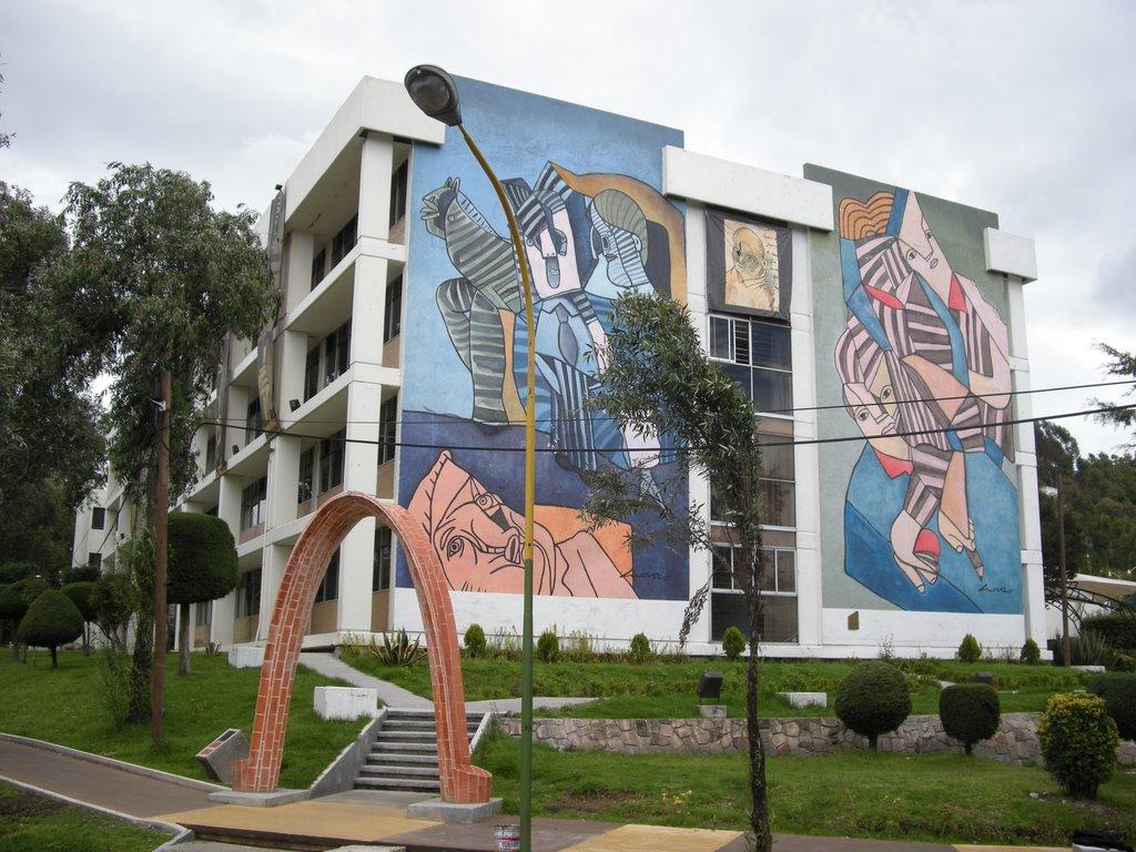 Estudiantes De Arquitectura De La Uaem Coadyuvar N En