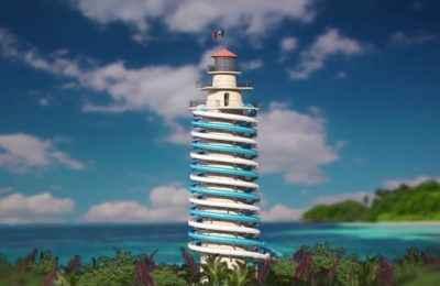 Faro-mirador: la nueva atracción de Xel-Há