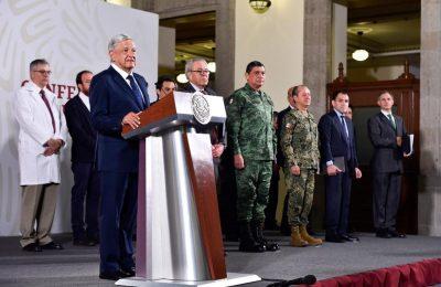 Fase 2 de contingencia por Covid19-México