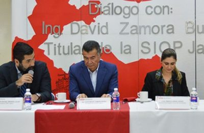 Jalisco se encuentra en rezago de infraestructura pública