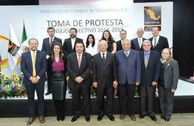 Toma protesta Consejo Directivo de la Fecoval