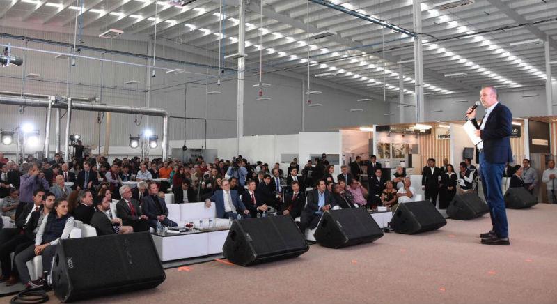 FELDER Group inauguró planta en El Marqués