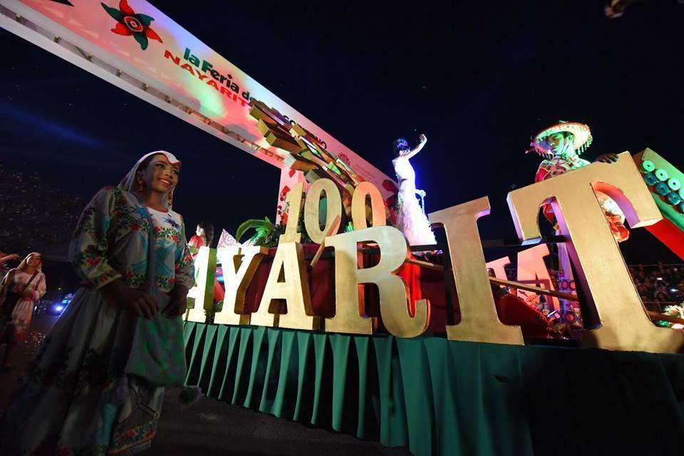 Inauguran la Feria Nayarit 2018