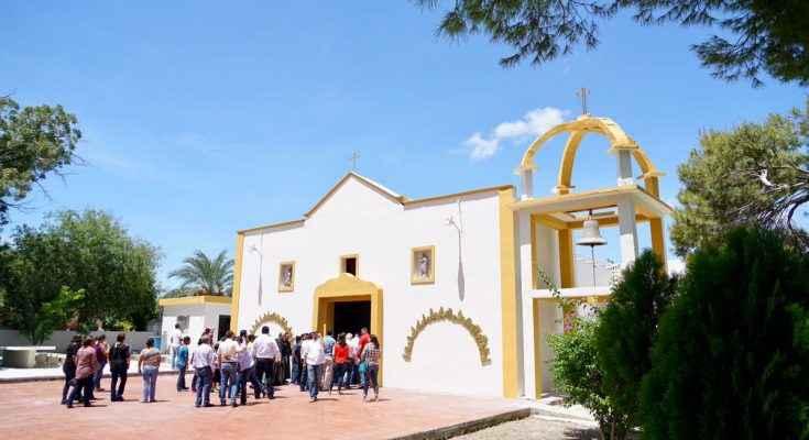 Restauraron Templo de San Vicente Ferrer