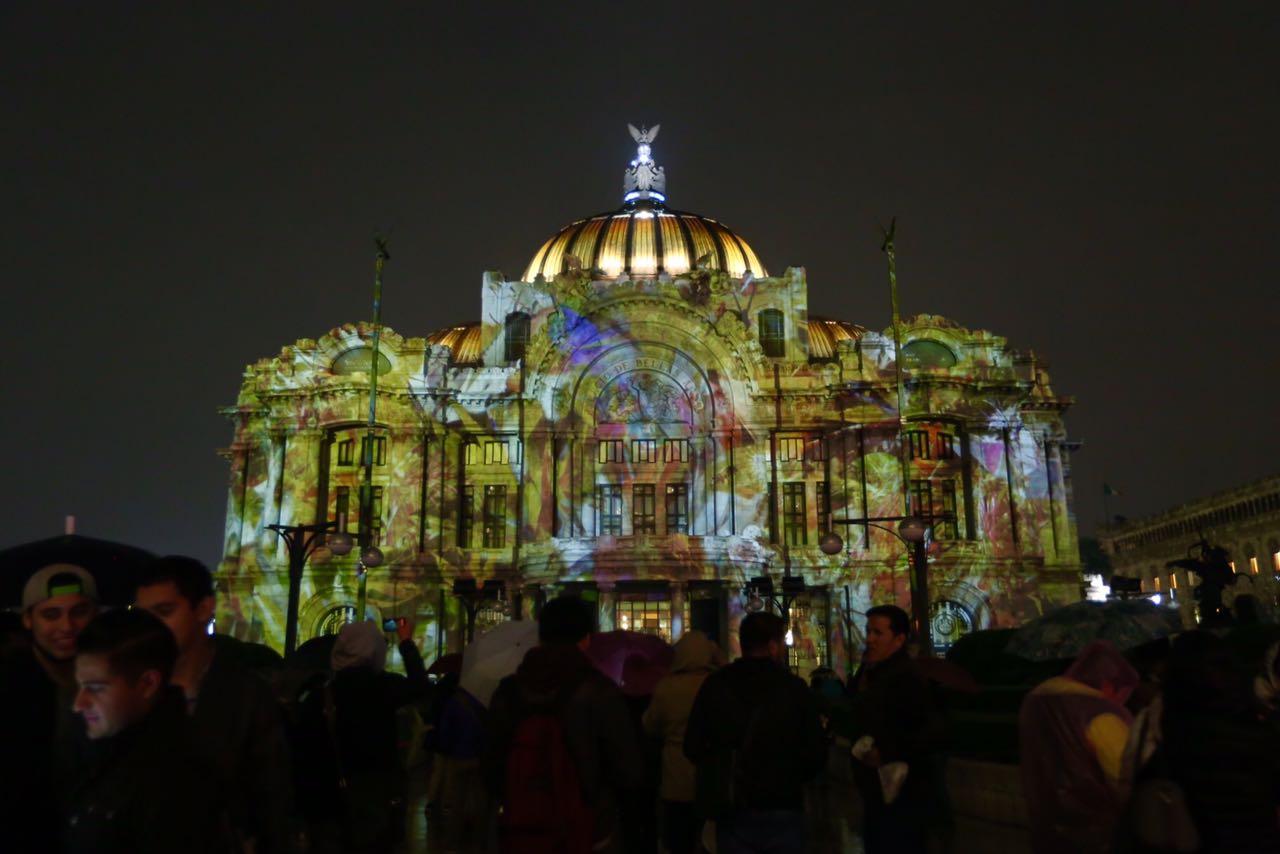 Filux 2017 iluminará las calles de la Ciudad de México