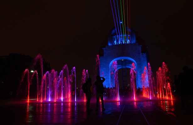 Llega el Festival Internacional de Luces a la CDMX