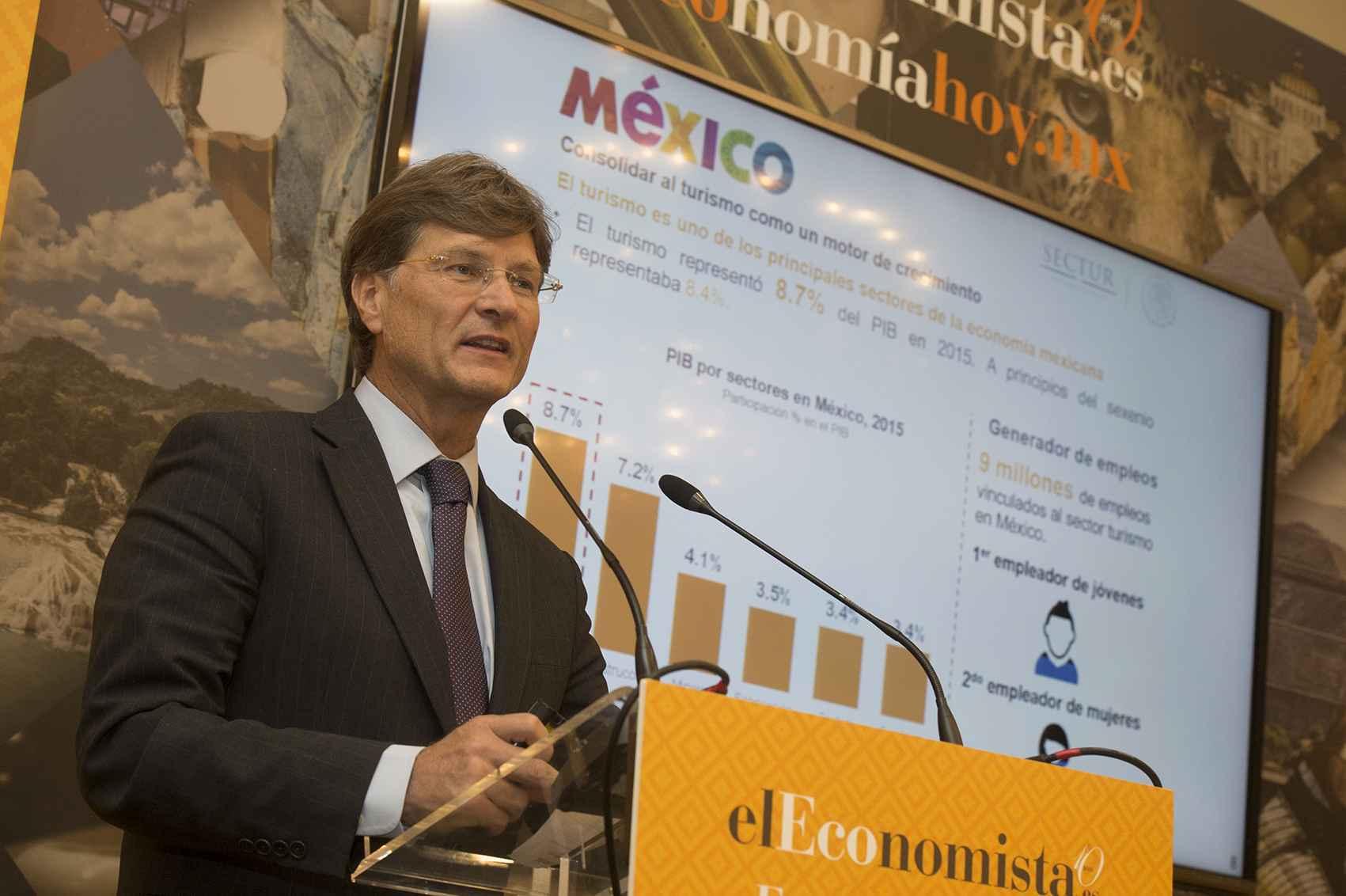 Sectur buscará atraer inversiones españolas
