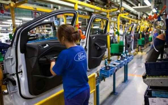Ampliación de Ford se debe a mano de obra capacitada: Pavlovich