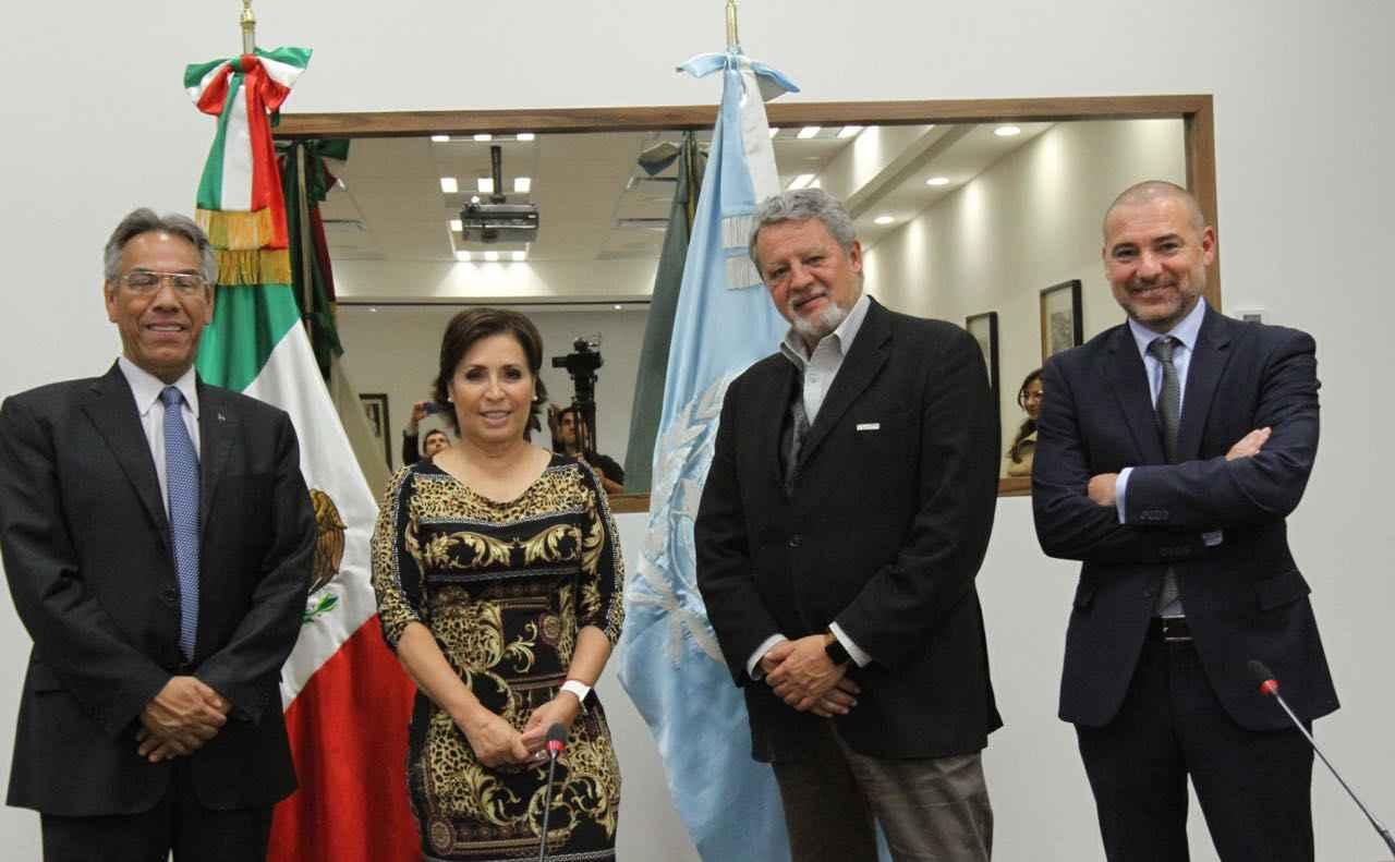 Presentan al nuevo coordinador de ONU-Hábitat