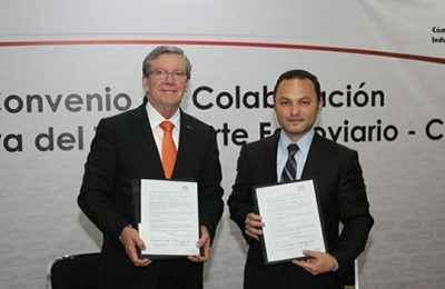 CMIC y ARTF firman convenio para fortalecer capacidades