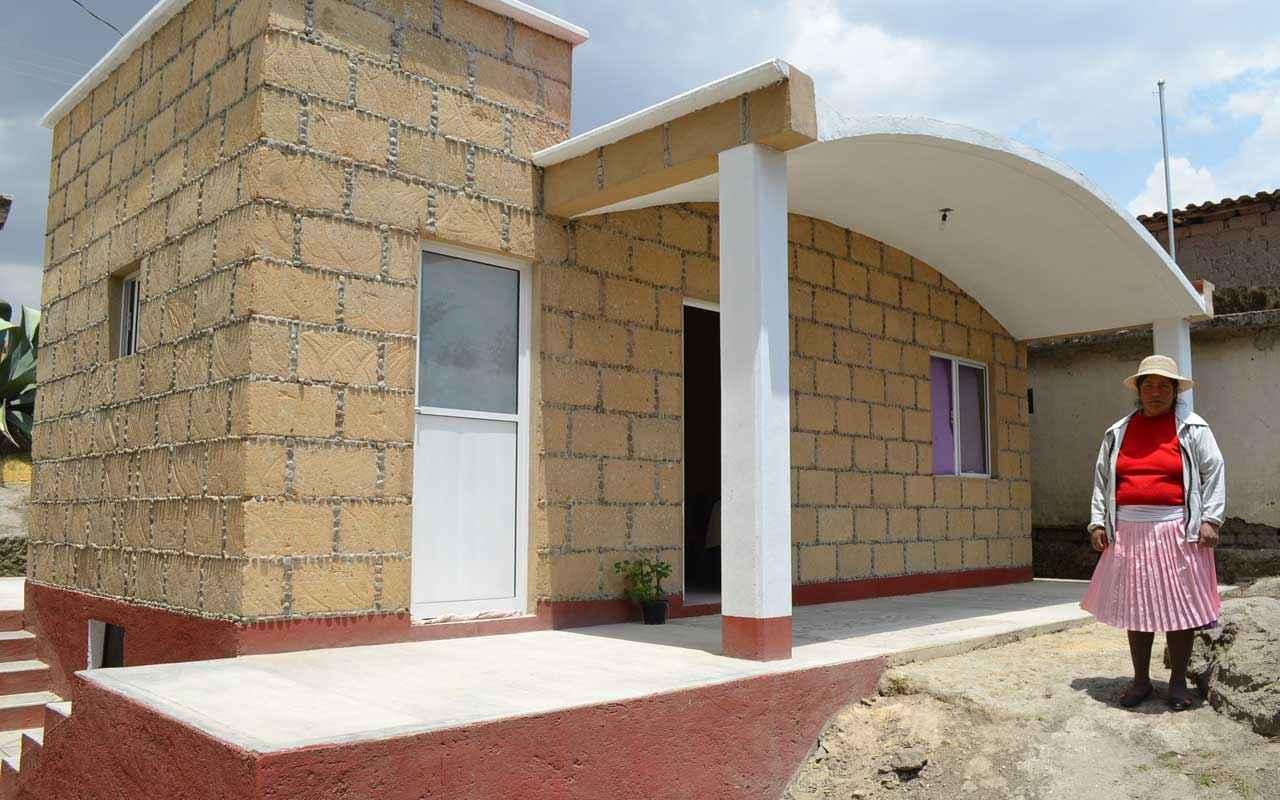 Apoyar n a 148 familias para mejorar vivienda en coahuila for Vivienda arquitectura