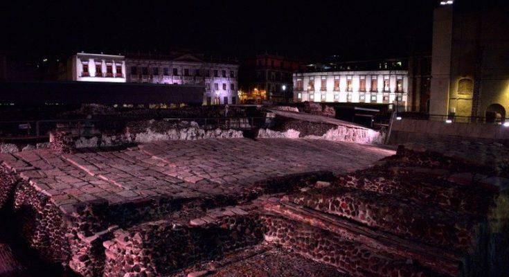 Centro Histórico estrena iluminación arquitectónica