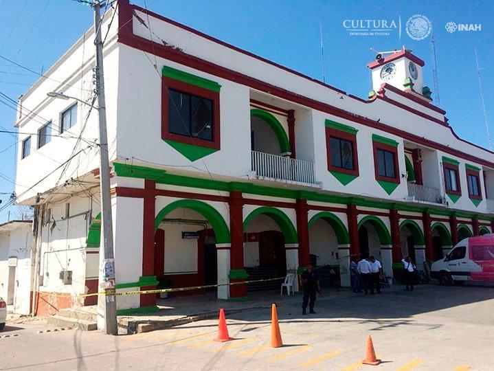 10 monumentos históricos de Oaxaca presentan daños por sismo