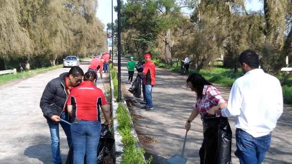Realizará Ruba jornadas de limpieza y forestación