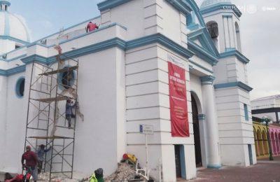 INAH avanza en recuperación de patrimonio en Veracruz