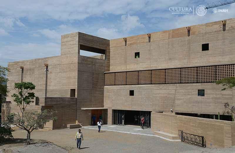 Inauguran edificio del Archivo Histórico de Oaxaca