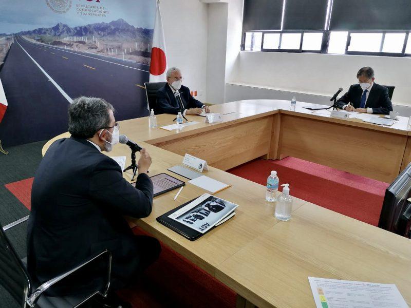 Busca Japón participar en proyectos de infraestructura en México