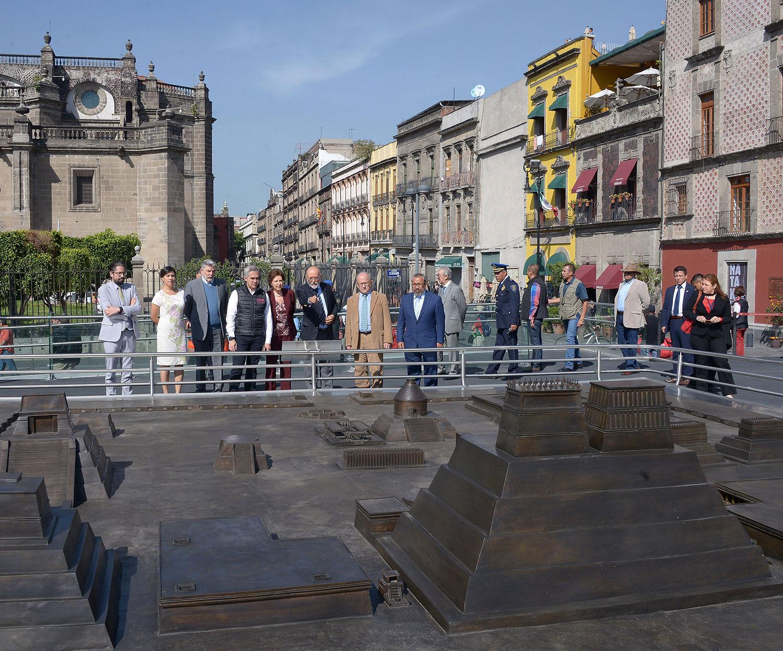 Museo del Templo Mayor estrena acceso