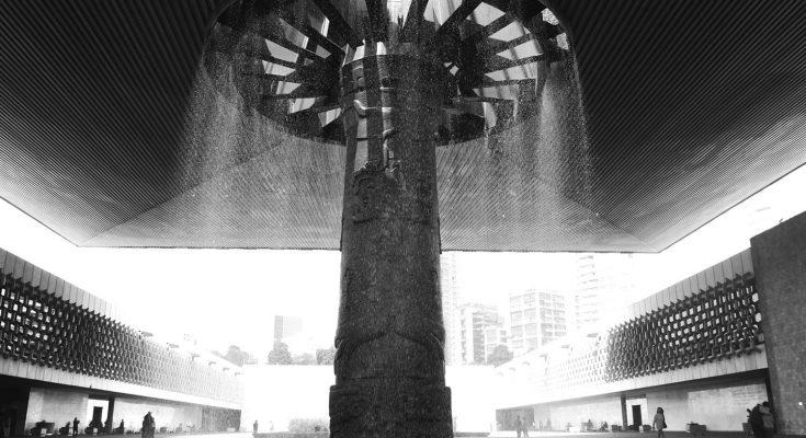 Concluye conservación de fuente diseñada por Pedro Ramírez Vázquez