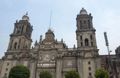 Catedral Metropolitana se someterá a restauración final tras sismo 19S