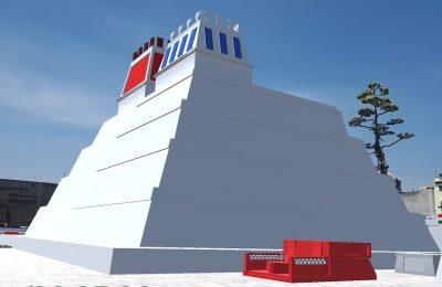 IPN desarrolla app para recorrer virtualmente edificaciones de México-Tenochtitlán