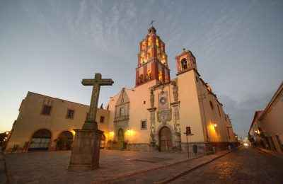 Zona de Monumentos Históricos de Querétaro cumple 20 años como patrimonio mundial