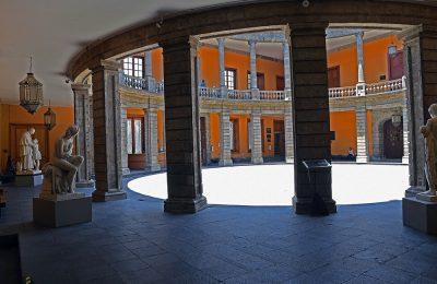 Museo Nacional de San Carlos festeja su 50 aniversario