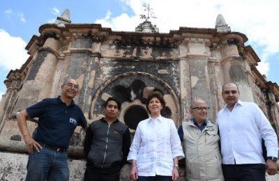Comunidades oaxaqueñas ayudan a rescatar el patrimonio arquitectónico