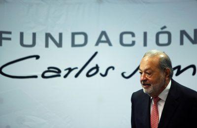 Fundación Carlos Slim destina recursos para reconstrucción
