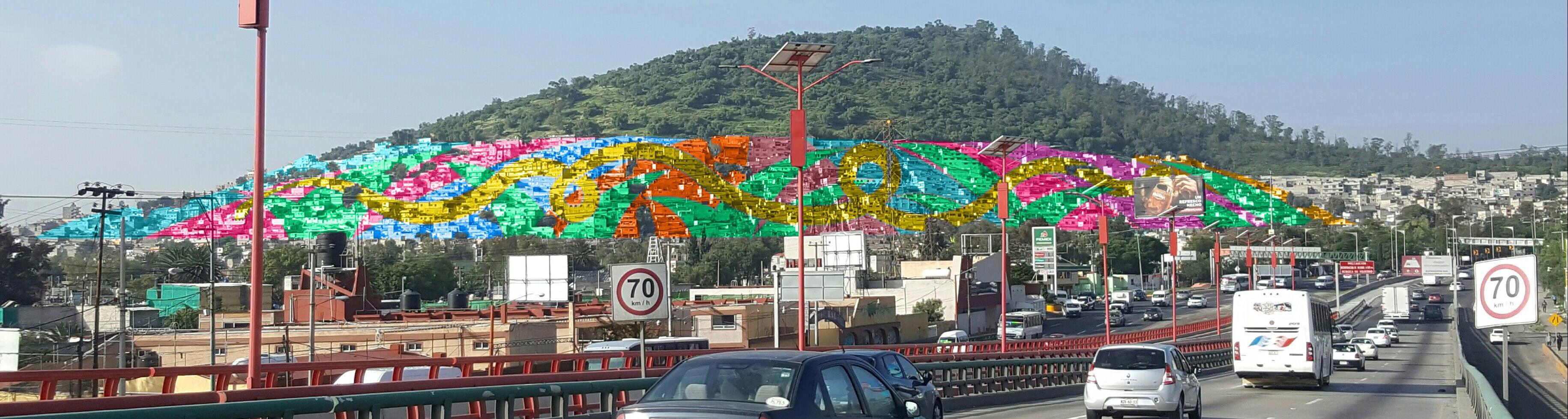 Realizarán mega mural en la Gabriel Hernández