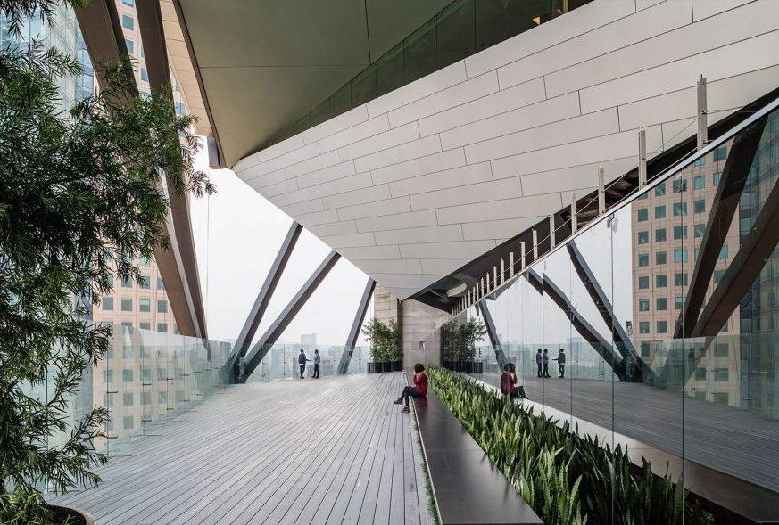 Torre Reforma es finalista para el premio al mejor rascacielo del mundo