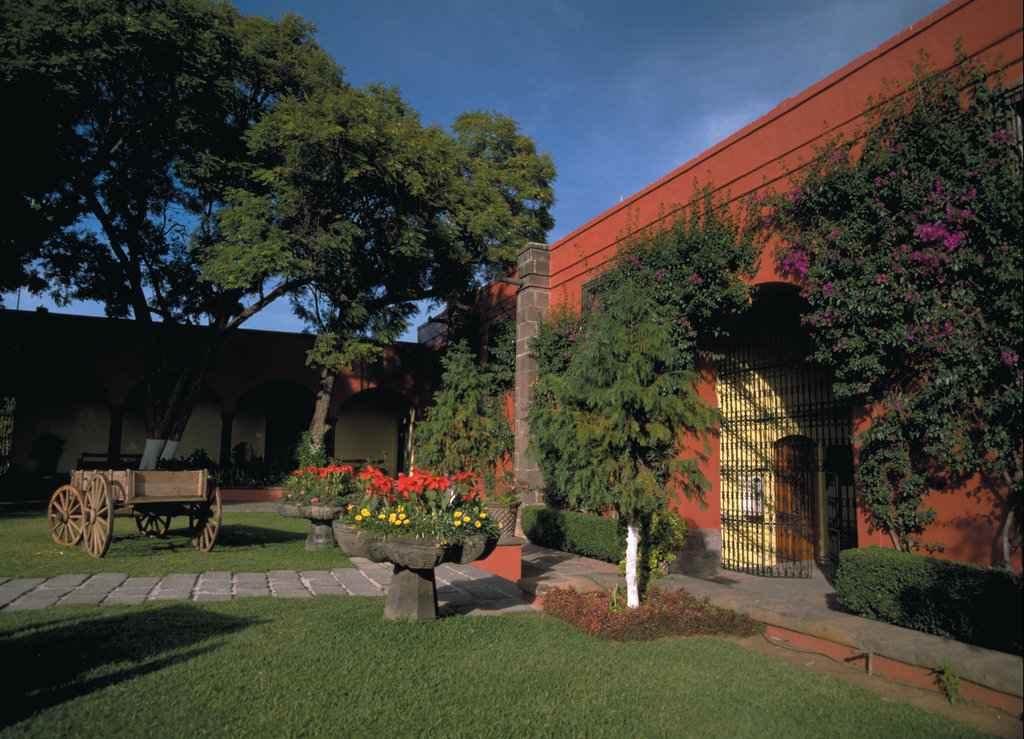 Fibra Hotel comprará Fiesta Americana Hacienda Galindo