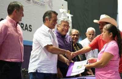 Darán certeza jurídica a familias de Nuevo León