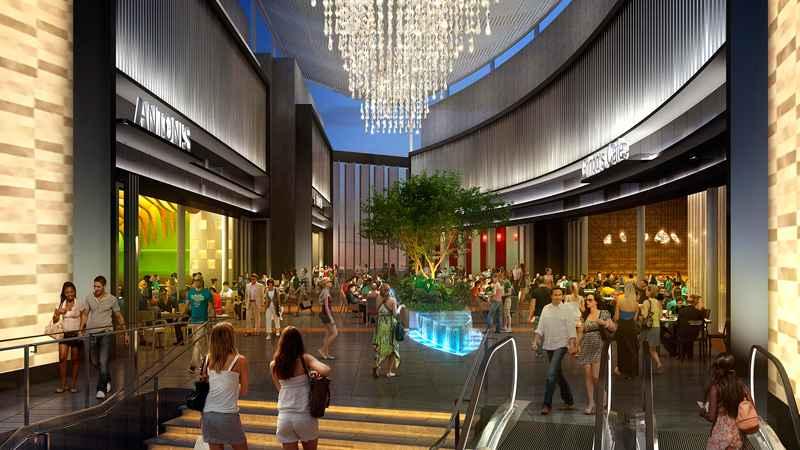 Gicsa lanza centros comerciales Explanada