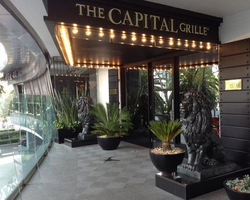 CMR abrió la segunda sucursal de The Capital Grille en México