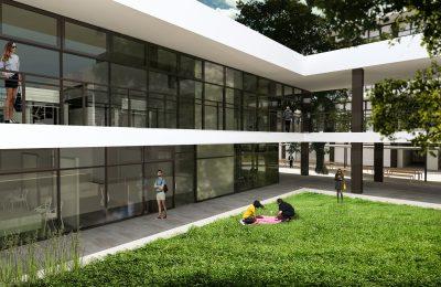 Modernizan el Centro Comunitario de Ciencias de la Salud de la Universidad de Guadalajara