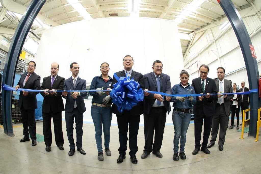 Whirlpool invirtió 3.2 mdd en ampliación de planta en Guanajuato