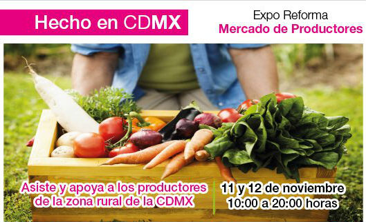 'Hecho en México' impulsa producción rural