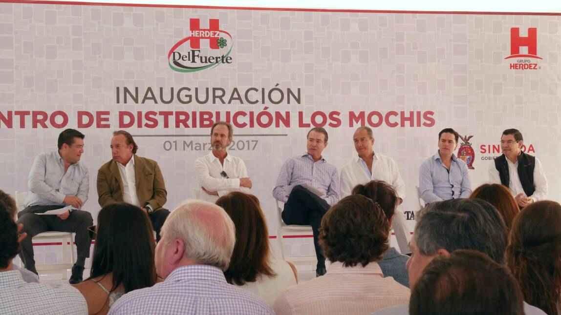 Grupo Herdez invirtió 500 mdp en centro de distribución