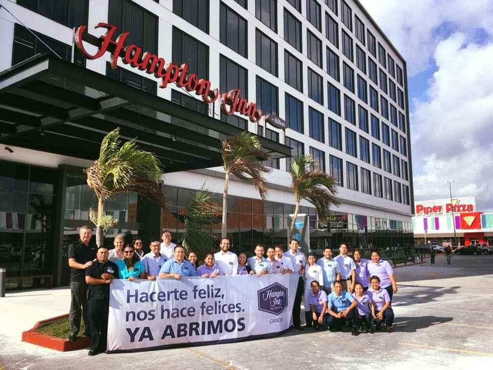 Inauguran hotel Hampton Inn by Hilton Cancún Cumbres