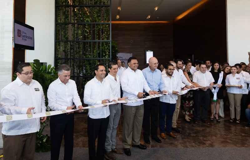 Inauguraron el hotel Hilton Garden Inn Mérida
