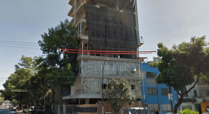Se inició proceso contra construcción en Hipódromo