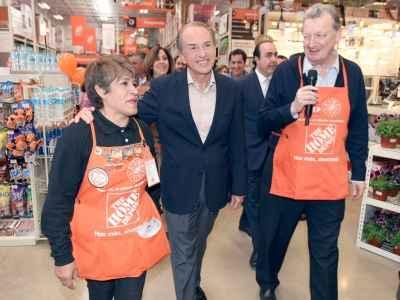 Abre segunda tienda The Home Depot en Sal Luis Potosí