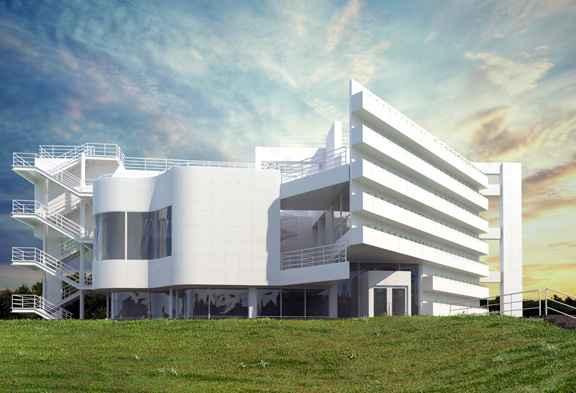 INEEL convoca a realizar el diseño arquitectónico de un edificio sustentable