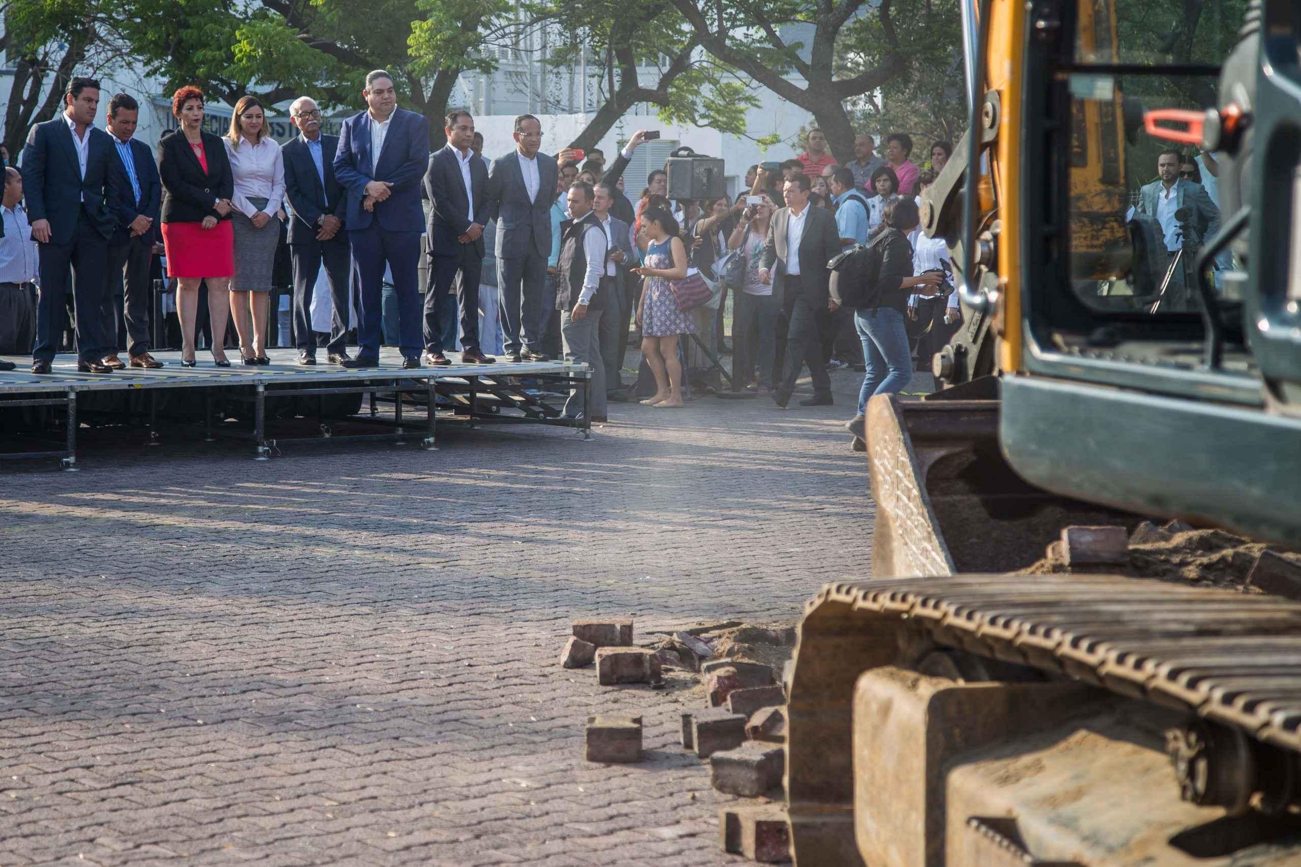 En 2017 estará listo Hospital Geriátrico de Jalisco