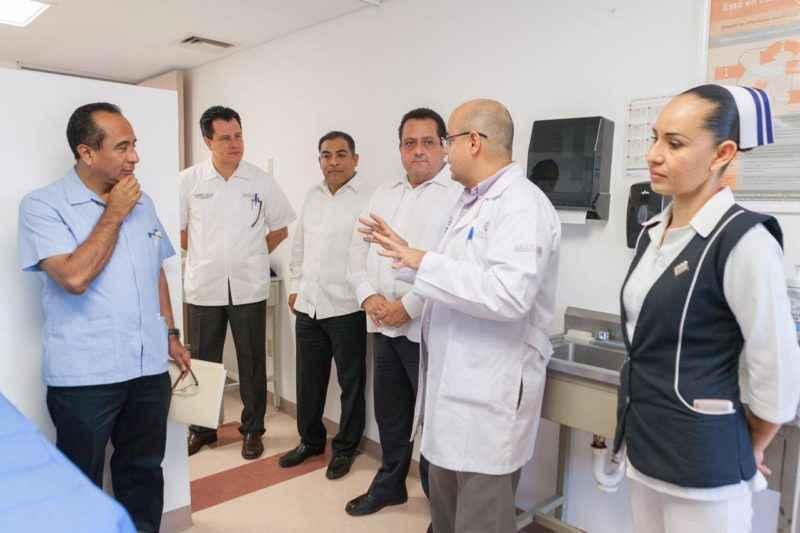 Rehabilitan hospital en Los Cabos que dañó Odile