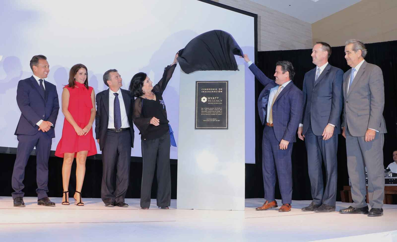 Se inauguró el Hyatt Regency Andares