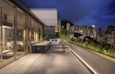 Foster+Partners transforma el 'Murray Building' en lujoso hotel 5 estrellas